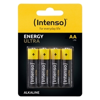 Intenso Energy Ultra Alcalina AALR06 Pack-4