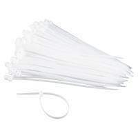 Gembird Bridas Nylon 100mm x 2.5mm Blanco (100Uds)