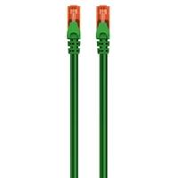 Ewent Latiguillo Categoría 6 U/UTP 0,5 M Verde