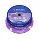 Verbatim DVD+R 4.7GB 16x Tarrina 25Uds