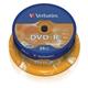 Verbatim DVD-R 4.7GB 16x Tarrina 25Uds