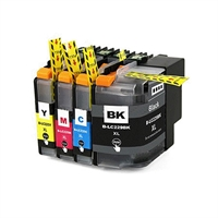 INKOEM Cartucho Compatible Brother LC227 Negro