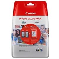 Canon Cartucho Multipack PG-545XL/CL-546XL
