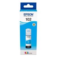 Epson Botella Tinta Ecotank 102 Cyan 70ml