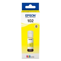 Epson Botella Tinta Ecotank 102 Amarillo 70ml