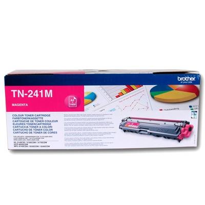 Brother TN241M - magenta - original - cartucho de tóner