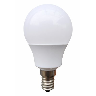 Omega Bombilla LED Esferica E14 4W 320lm Natural