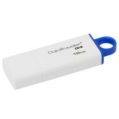 Kingston DataTraveler G4 - unidad flash USB - 16 GB