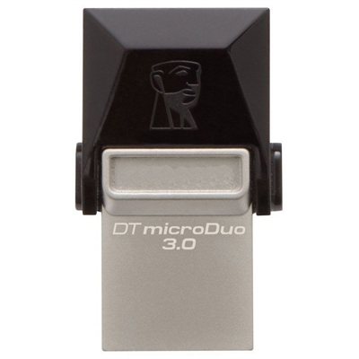 Kingston DataTraveler microDuo - unidad flash USB - 64 GB