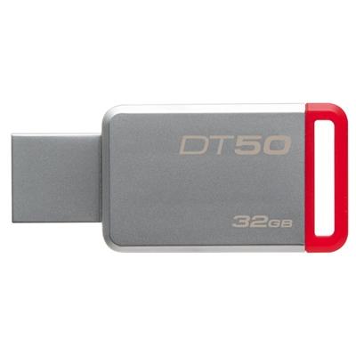 Kingston DataTraveler 50 - unidad flash USB - 32 GB