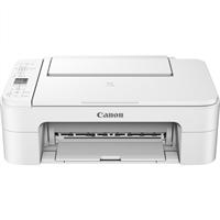 Canon Multifunción Pixma TS3351 Wifi Blanca