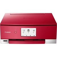 Canon Multifunción Pixma TS8352 Duplex Wifi Roja