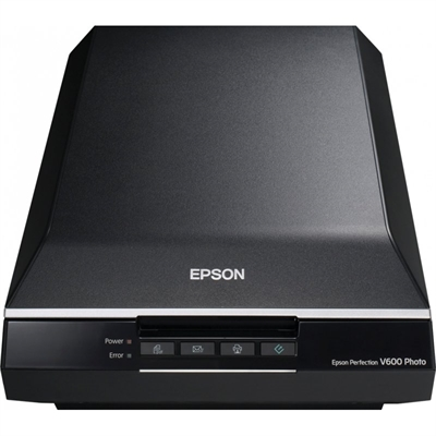 Epson Perfection V600 Photo - escáner de sobremesa - de sobremesa - USB 2.0