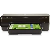 HP Impresora Color Officejet 7110 WF A3 Duplex Red