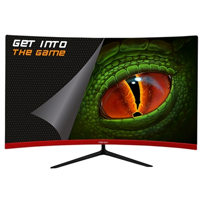 "Keep Out XGM27C+  monitor 27"""" FHD 165Hz 1ms curv"