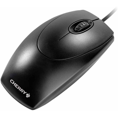 CHERRY M-5450 WheelMouse Optical - ratón - PS/2, USB - negro
