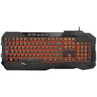 Krom Teclado Gaming KROWN Multicolor Membrana