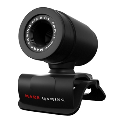 Mars Gaming Webcam MW1 HD CMOS 720p
