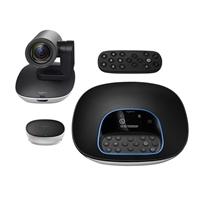Logitech Equipo videoconf Full HD 4Mic+altavoz