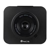 NGS Cámara HD Car Videovigilancia Nocturna Sensor