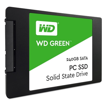 WD Green PC SSD WDS240G1G0A
