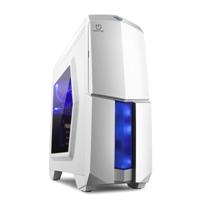 Hiditec Caja mATX NG-X1 Blanca USB3.0+Lec.Tarj.