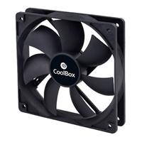 CoolBox Ventilador Aux. 120MM 3-PIN 1500RPM