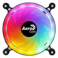 Aerocool Ventilador SPECTRO12 FRGB 12cm 4PIN