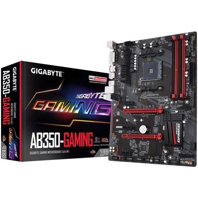 Gigabyte GA-AB350-Gaming - 1.0 - placa base - ATX - Socket AM4 - AMD B350 FCH