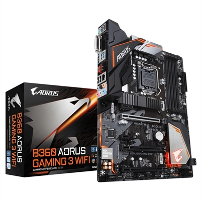 Gigabyte Placa Base B360 AORUS GAMING 3 WIFI 1151
