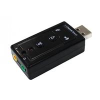 approx! APPUSB71 Adaptador USB Sonido 7.1 APPUSB71