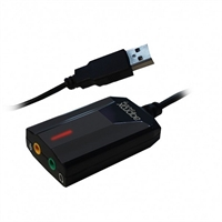 approx! APPX71PRO Tarj.Son. USB 7.1 Gam.PC/PS3/PS4