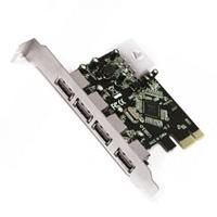 approx! APPPCIE4 Tarj. Control. PCI-E 4 Ptos USB30