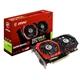 MSI VGA NVIDIA GTX 1050 Ti Gaming X 4G DDR5