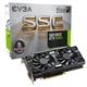 EVGA VGA NVIDIA GTX 1050 TI SSC GAMING 4GB DDR5