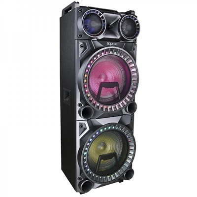 approx! MPPROXL Altavoz 500W Bluethoot ProXL Speak