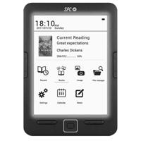 SPC 5609N eBook Reader Dickens Light 6