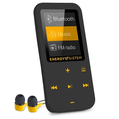 MP4 16gb Touch Bluetooth Amber