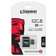 Kingston SDC4/32GB micro SD HC clase 4 32GB