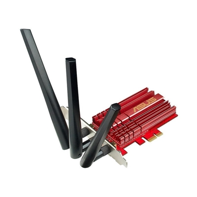 ASUS PCE-AC68 - adaptador de red