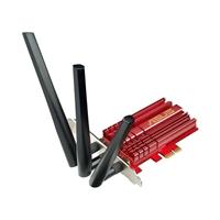 ASUS PCE-AC68 Tarjeta Red WiFi AC1900 PCI-E