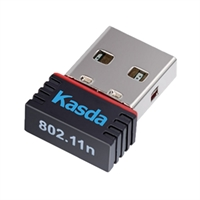 KASDA KW5311 Tarjeta Red WiFi N150 USB