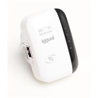 iggual Repetidor WiFi 300 Mbps RW-N300-AP/R