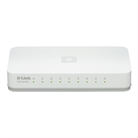 D-Link GO-SW-8E Switch 8x10/100Mbps Mini