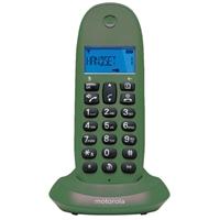 MOTOROLA C1001 LB+ Telefono DECT Verde
