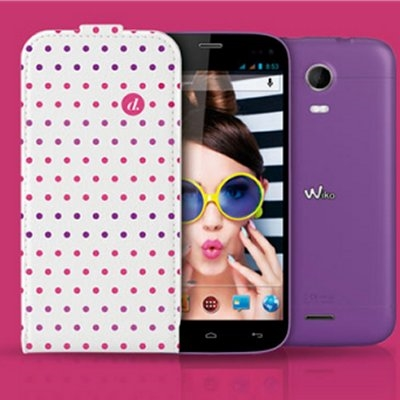 "Wiko DARKMOON DIVINITY 4.7"""" HD IPS Q1.3GHz 1+4GB"