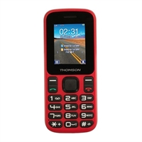 THOMSON T12 Telefono Movil 1.77