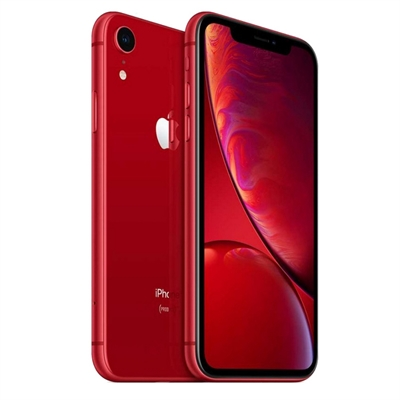 Apple iPhone Xr - (PRODUCT) RED Special Edition - rojo mate - 4G LTE, LTE Advanced - 256 GB - GSM - teléfono inteligente