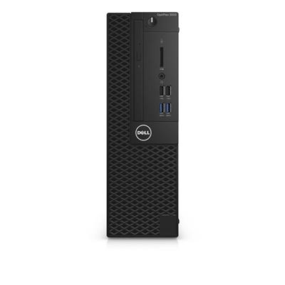 Dell OptiPlex 3050 - SFF - Core i5 7500 3.4 GHz - 8 GB - 1 TB