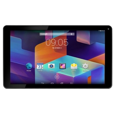 TABLET HANNS/NEGRA/SN1AT75BRE/10.1/1024x600/Quad Core 1.3Ghz/1GB/8GB/Android 4.4/GPS/B.T